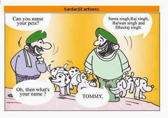 The Great Santa Banta….!!!