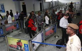Lagos Airport…..a traveler's worst nightmare!!